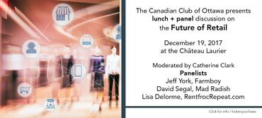 Info and tickets to Future of Retail