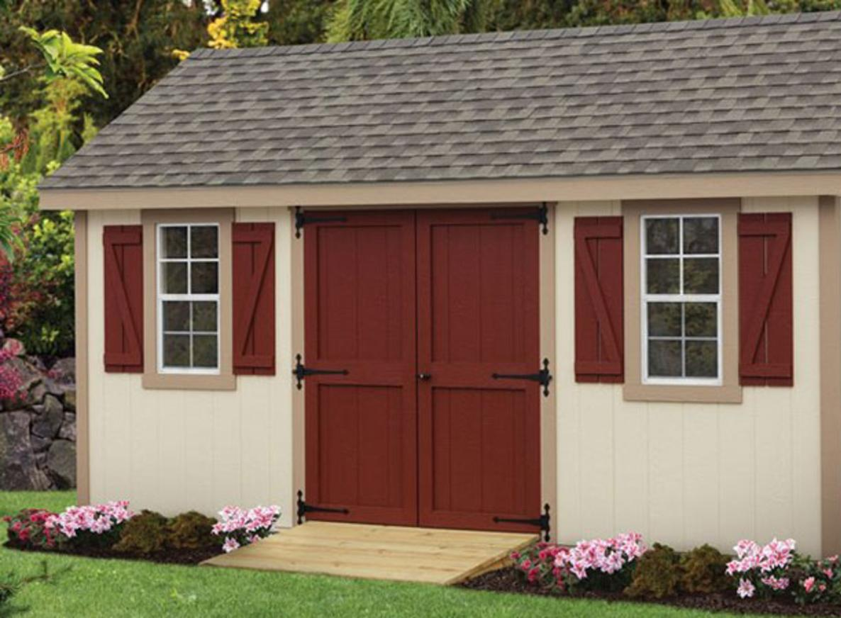 quality affordable sheds