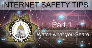 Link to Internet safety tips video