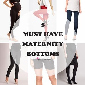 Must-have Maternity Bottoms, Maternity, Non-Maternity