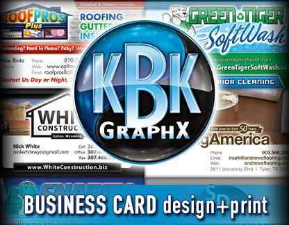 Business card design printing services from kbk graphx business card design printing services colourmoves