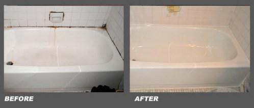 $199 bathtub and tile refinishing reglazing resurfacing