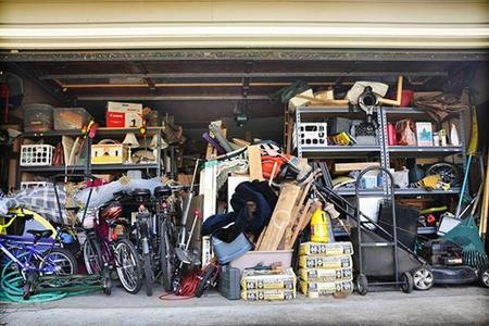 Garage Cleanout Services Remove Clutter and Junk from Your Garage – Garage Cleaning Service from LNK Junk Removal