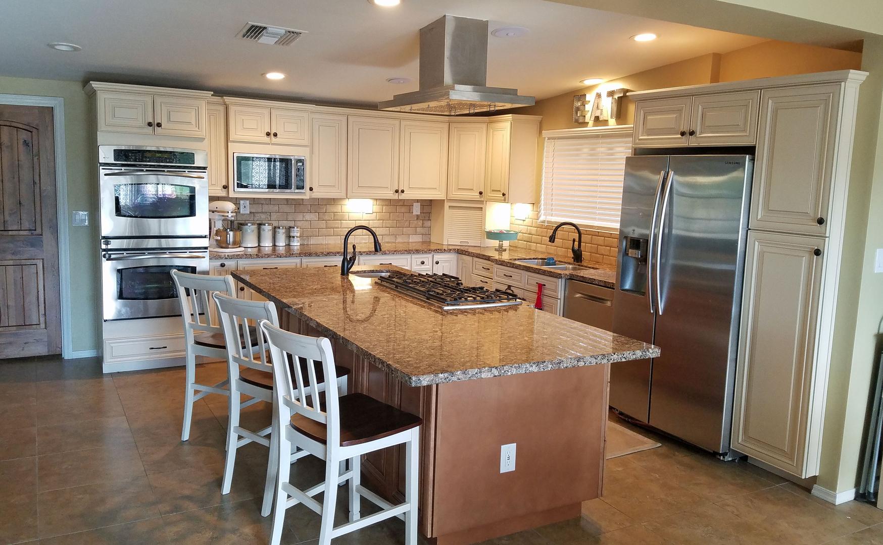 Kitchen Remodeling Tucson Az Residential Remodel And Renovation