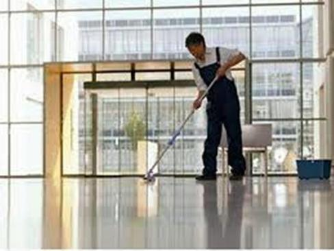 BUILDINGS CLEANING SERVICES