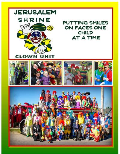 Jerusalem Shrine Clown Unit