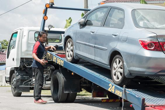 Omaha VOLVO Towing Services Offered