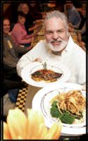 Jerry Manley, Chef at The Grill on East