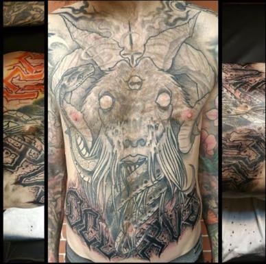 Parabrahma Tattoo Collective - Piercings, Tattoos, Tattoo Art
