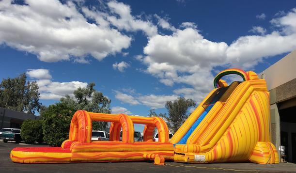 Water slide rentals - AZ Inflatable Bounce House Rentals