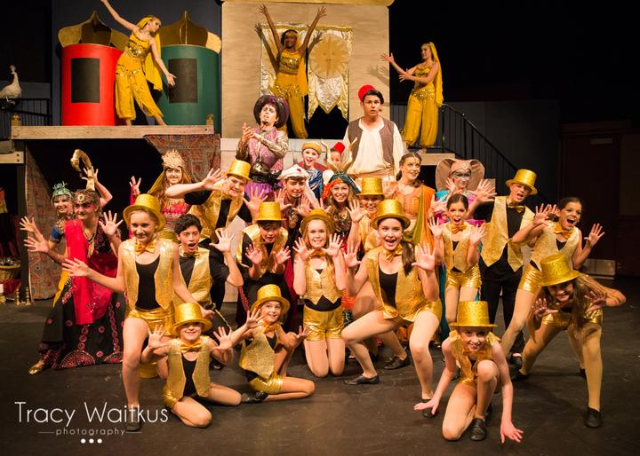 Aladdin Jr Coastal Youth Theater