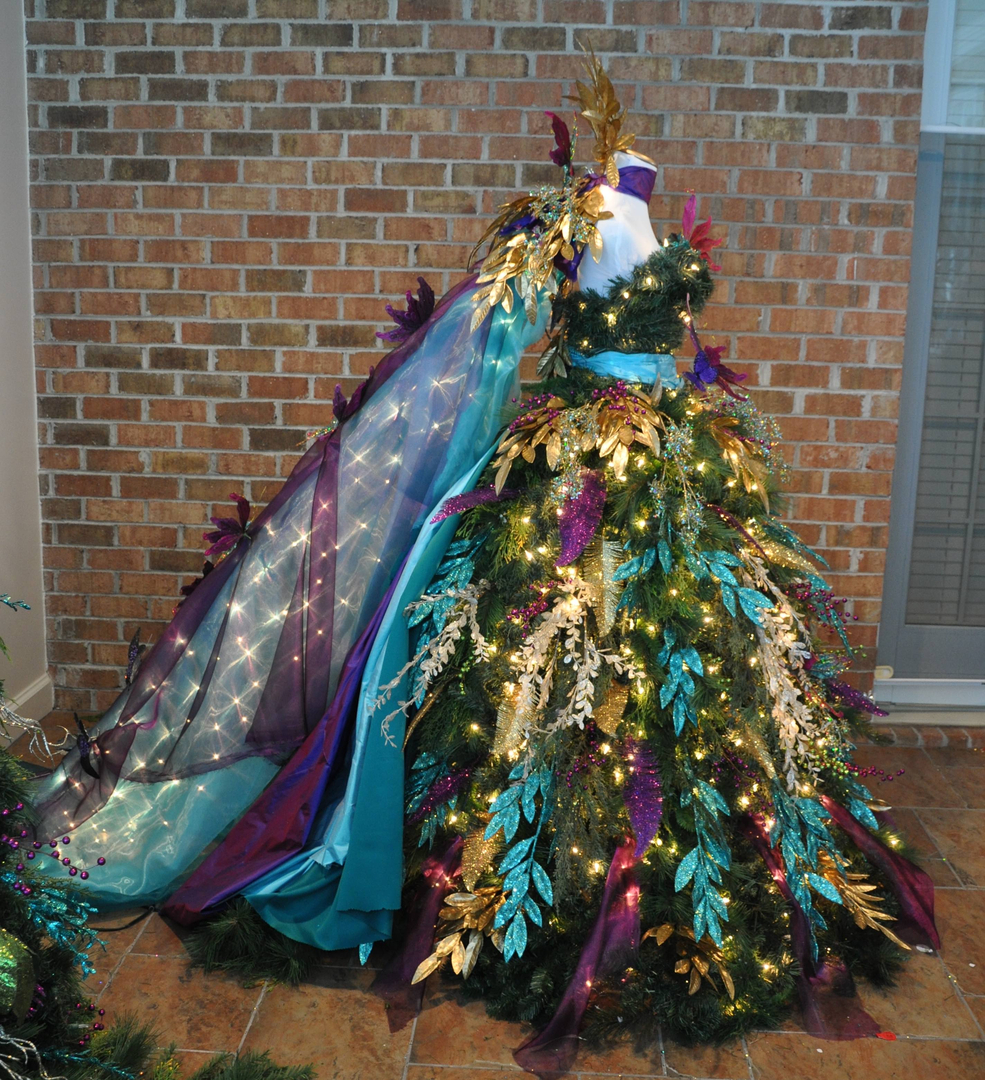 6f2d7f44e9c09 Christmas Tree Dresses, Flower Dresses, Suits, and More!