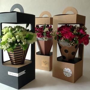 flower carrier bag