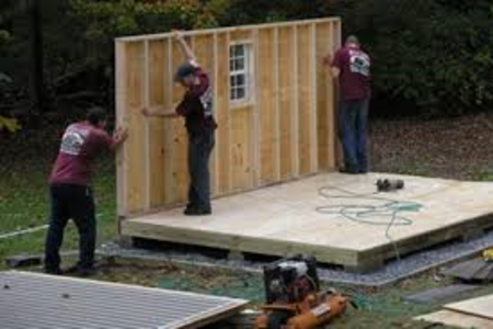 Top Shed Installation Services and Cost in Las Vegas Nevada | McCarran Handyman Services