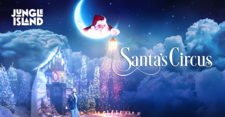 Santa's Circus; Miami Events; Christmas Celebration; Acrobatics; Family Fun