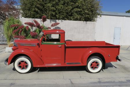 1949 Diamond T 201 Pickup Truck for sale at Motor Car Company in California