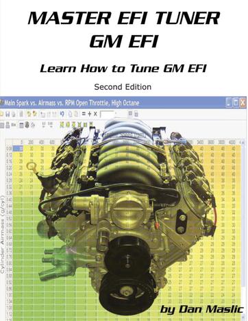 Master Engine Tuner - Efi Tuning information