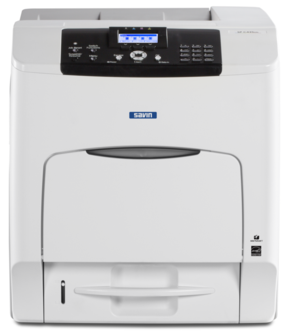 Whether you have a small business or a huge office, we offer a wide range of Savin color printers with incredible image quality, easy-to-use features and convenient connectivity options, including wireless networking and mobile printing. Shop our selection of color laser printers, and discover a model that works for you.