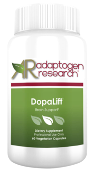 Adaptogen Research, DopaLift - 60 Vege Caps - Natural Boost of Dopamine