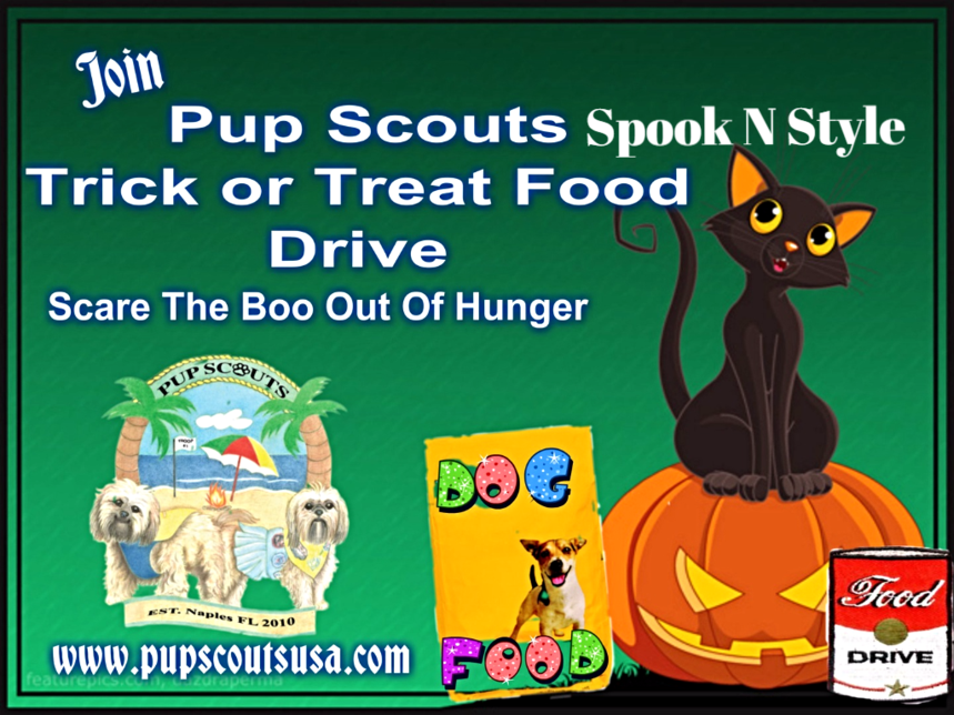 Pupscout,pet,dog,cat,halloween,scouts.scouting