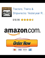 Order Tractors, Trains & Shipwrecks on Amazon.com