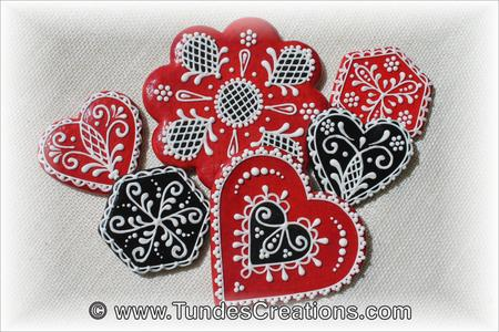 Cookie Academy Lace Design Master Class with Tunde Dugantsi