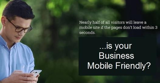 Bury info mobile friendly website