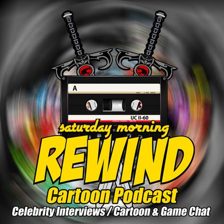 Saturday Morning Rewind Cartoon Podcast