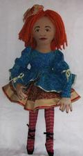 Raggedy Play Doll