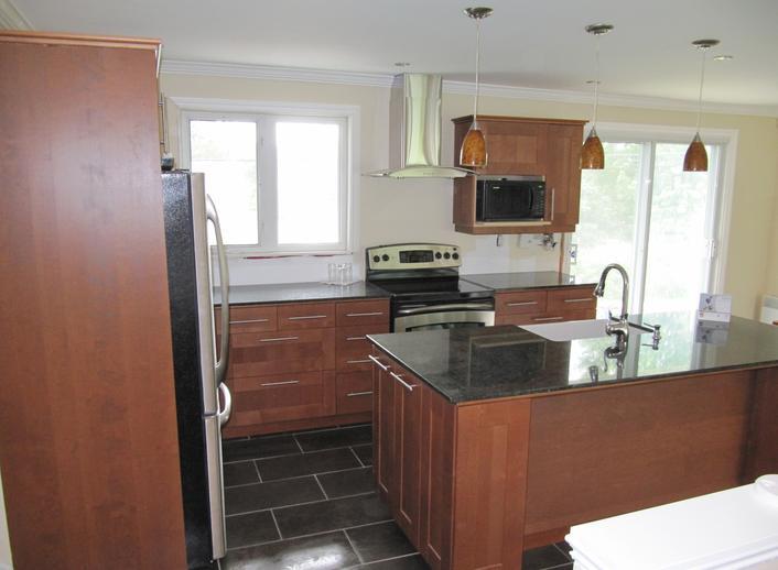 Custom Kitchen Cabinets, Custom Cabinetry - S&s Design - Ottawa, On