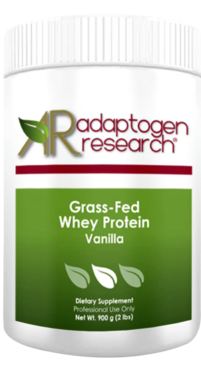 Adaptogen Research, Grass-Fed Whey Protein - PaleoWhey