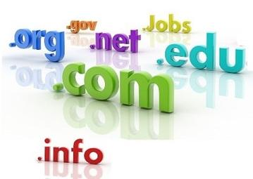 Dot info is a generic Top Level Domain