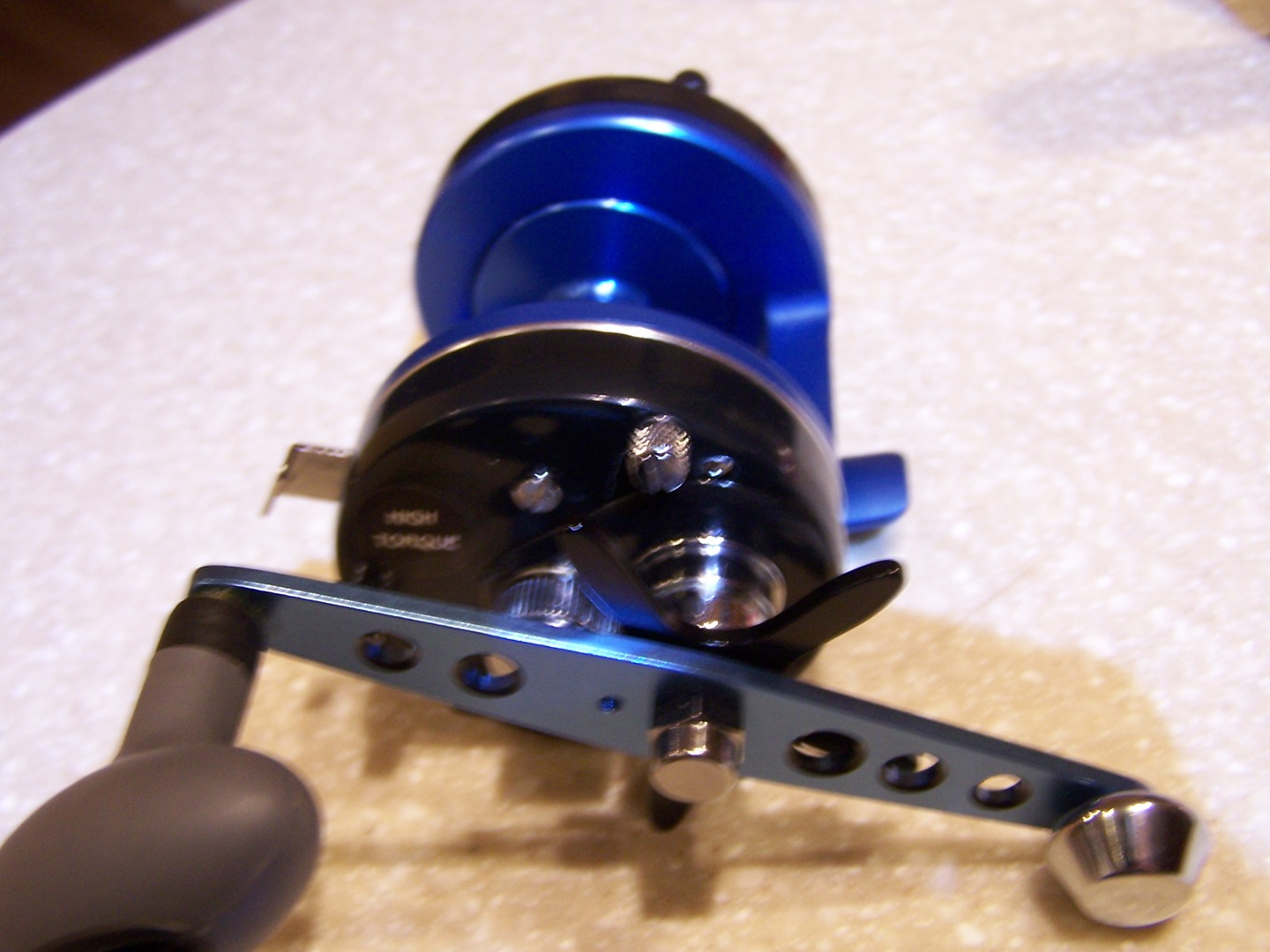 Custom Reels, Reel Repair, reel tuning, reel bearings, Abu
