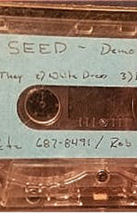 Seed demo tape June 8 1993