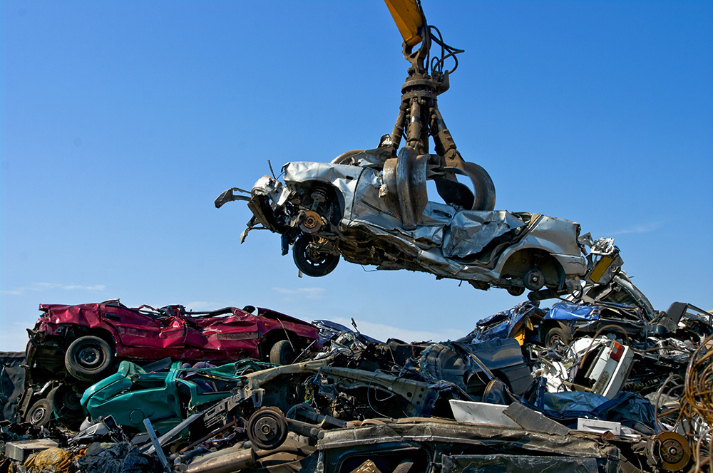 Scrap Yards - Shakers Auto Salvage