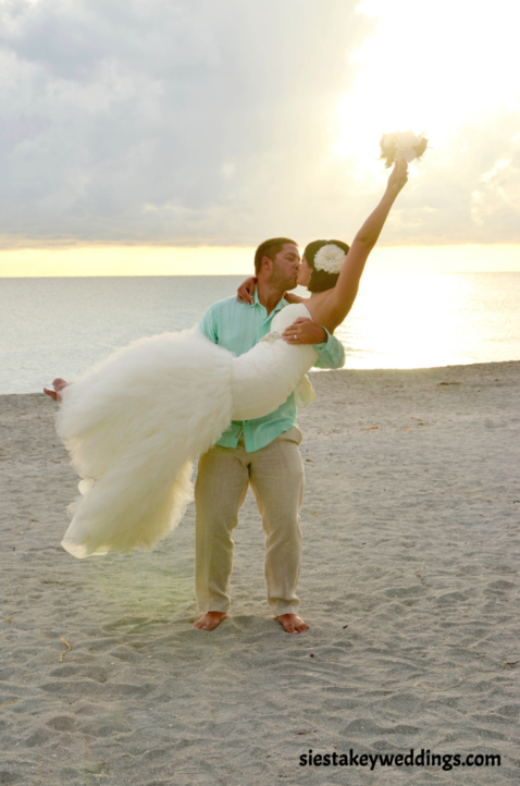 Florida Beach Wedding - Siesta Key