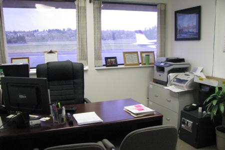 TAS Properties Hangar Space, Office Space Corporate Flight Department, Commercial Real Estate