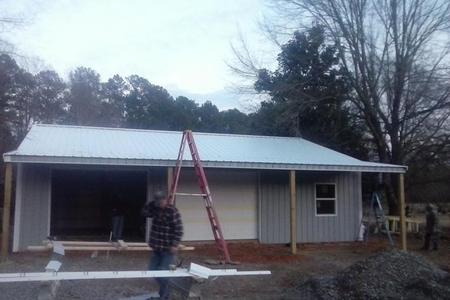 Metal Shop Buildings Barns Quality Barns Amp More