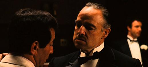 The Godfather Marlon Brando
