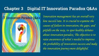 IT innovation, digital IT, paradox
