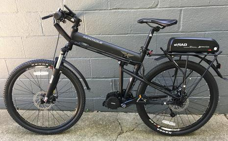 Paratrooper Pro Electric Bicycle