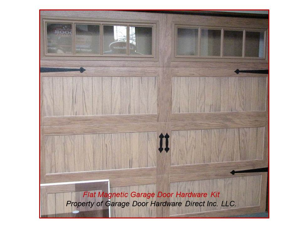 Decorative Garage Door Hardware Kits Garage Door Hardware Direct