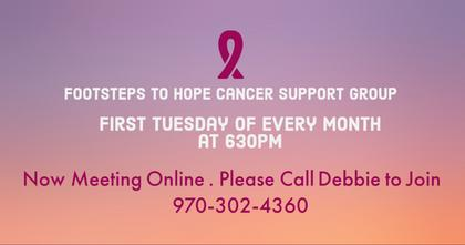 cancer support group in windsor, co