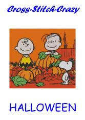 Halloween Cross Stitch Patterns Main Page