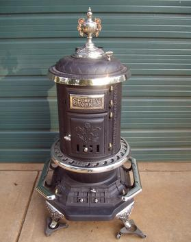 More Antique Stoves At Ginger Creek Antique Stoves