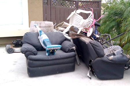 Chair Haul Away Chair Removal Junk Removal in Lincoln NE | LNK Junk Removal