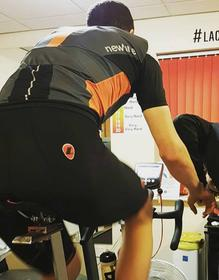 Mike Chadwick's 2017 Ironman goals with bike lactate testing