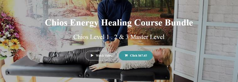 Chios Energy Healing Course