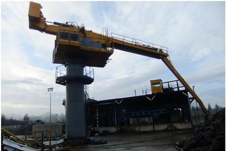 Seram Crane Hammermils For Sale