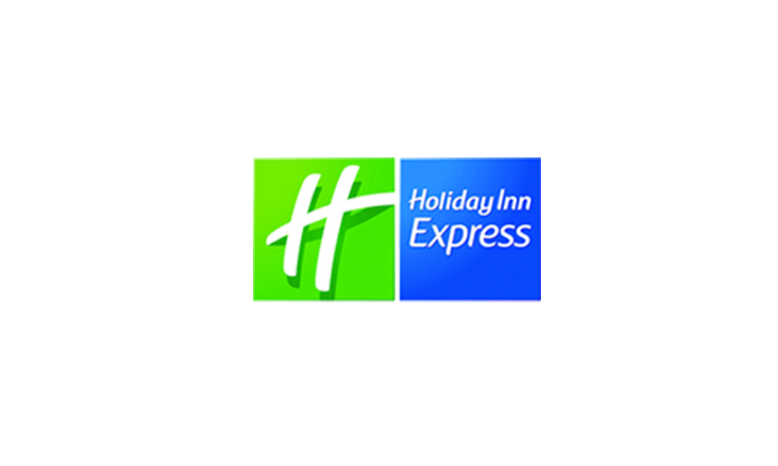 Sample gallery holiday inn express business card reheart Images